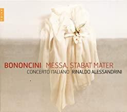 Rinaldo Alessandrini Bononcini Messa Stabat Mater