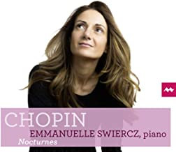 Emmanuelle Swiercz Chopin Nocturnes Piano