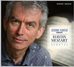 Jérôme Hantaï Haydn/Mozart Sonates Pianoforte