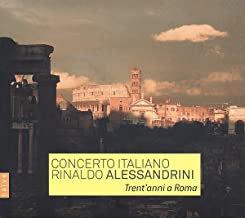 Rinaldo Alessandrini Concerto ItalianoTrent'anni Roma