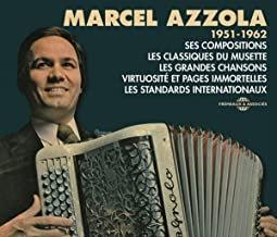 Coffret Marcel Azzola 1951-1962