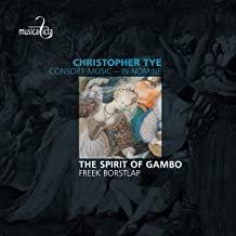 Christopher Tye the Spirit of Gambo Freek Bortslap