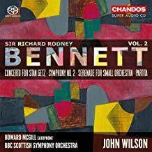 Bennett John Wilson Scottish Symphony Orchestra vol2