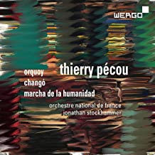 Thierry Pecou Orquaoy Chango Marcha de la Humanidad Soldes