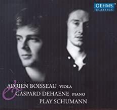 Adrien Boisseau-Gaspard Dhaene Schumann Alto-Piano
