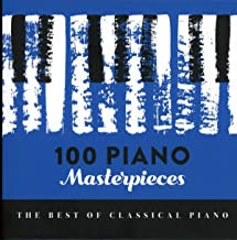 Coffret 100 Piano Masterpieces The Best of Classical Piano 6 CDs