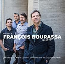 François Bourassa Quartet Number 9 Greg Ritchie-André Leroux-Guy Boisvert