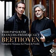 Beethoven Tedi Papavrami-François-Frédéric Guy Complete Sonatas for Piano & Viol