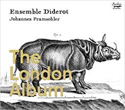 Ensemble Diderot London Album Johannes Pramsohler