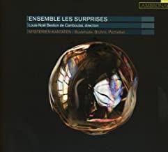 Ensemble Les surprises Mysterien Kantaten