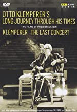 Coffret Otto Klemperer DVD + CD