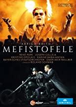 Arigo Boito Mefistofele DVD Unitel