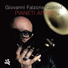 Giovanni Falzone Quintet Pianeti Affini