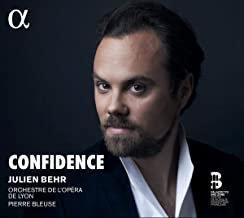 Julien Behr Confidence orchestre de l'Opéra de Lyon Pierre Bleuse