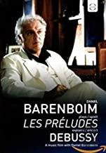 Daniel Barenboïm Plays Debussy Préludes DVD