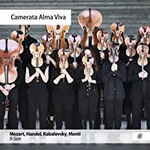 Camerata Alma Viva Mozart/Haydn/Kabalevsky/Monti