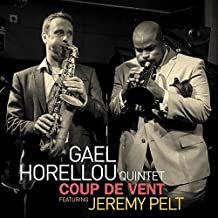 Horellou Quintet Coup de vent featuring Jeremy Pelt