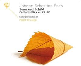 Bach Herreweghe Sonn und Schild cantates