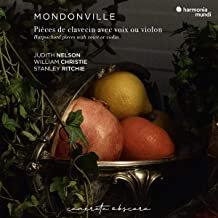 Mondonville Pièces de clavecin William Christie Soldes