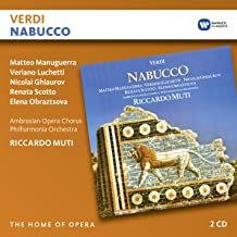 Nabucco Ricardo Muti AmbrosianasOpera Chorus Philharmonia Orchestra