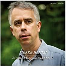 Pierre Hantaï Scarlatti sonates Vol5