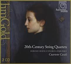 Cuarteto Casals 20th-Century String Quartets