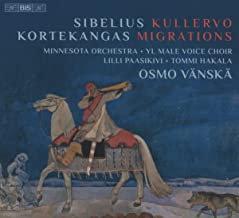 Osmo Vanska Sibelius Kullervo Migrations