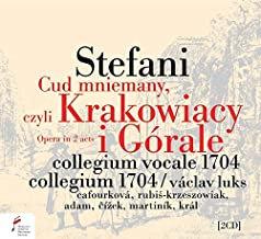 Stefani Collegium Vocal 1704 Vaclav Luks