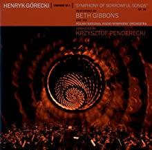 Henryk Görecki Beth Gibbons Symphonie n° 3