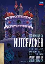 DVD Tchaikovski Nutcracker Gergiev