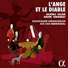 Immerseel /Siranossian L'Ange et le Diable