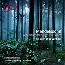 Gardiner Mendelssohn A Midsummer Night