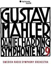 Harding & Swedish radio Symphony Mahler symphonie 9