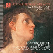 Alarcon Scarlatti Passio secundo Johannes