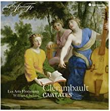 Louis-Nicolas Clérambault William Christie Arts Florissants
