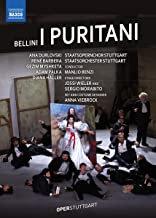 Bellini I Puritani Staatsopernchor Stuttgart Manila Benzi DVD