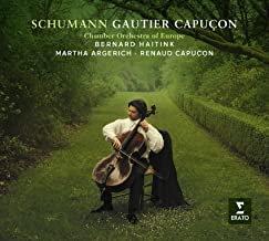 Gautier Capuçon Schumann Chambre Orchestra of Europe