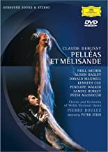 Pierre Boulez - Debussy Pelléas et Mélisande DVD