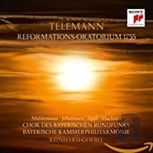 Reinhardt Goebel Bayerischen Kammerphilharmonie  Telemann