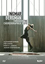 Ingmar Bergman Through the Choregrapher's eye DVD