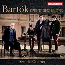Bartok Quatuors Arcadia String Quartet-Complete string Quartets