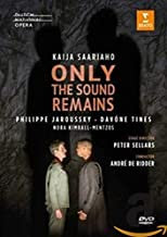 Philippe Jaroussky Saariaho Only the Sound DVD