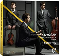 "Busch Trio Dvorak Trios Op. 65 & 90 ""Dumky"""