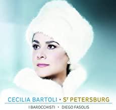 Cecilia Bartoli St Petersbourg