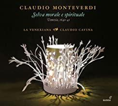 Claudio Monteverdi La Selva Morale La Venexiana Claudio Cavina