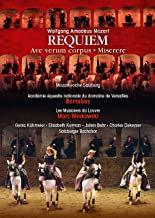 DVD Requiem Mozart Bartabas Minkovsky