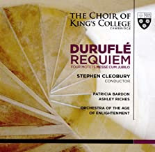 Duruflé Requiem Kings College Choir