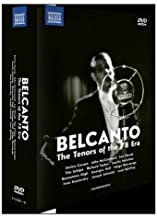 Coffret Bel Canto The Tenors of the 78 Era 2 DVD-2 CD + 1 livre