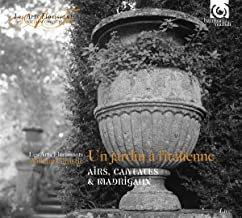 William Christie les Arts Florissants Un jardin à l'Italienne