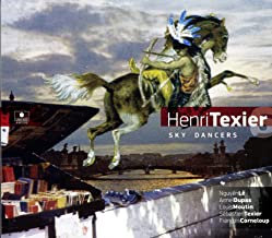 Henri Texier Sky dancers vinyle